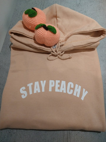 Stay Peachy Hoodie (Child's)