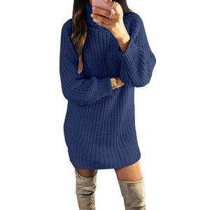 New Casual Dress Sweater