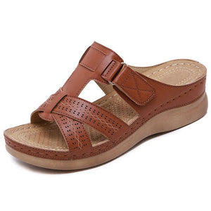 Comfy Leather Sandal