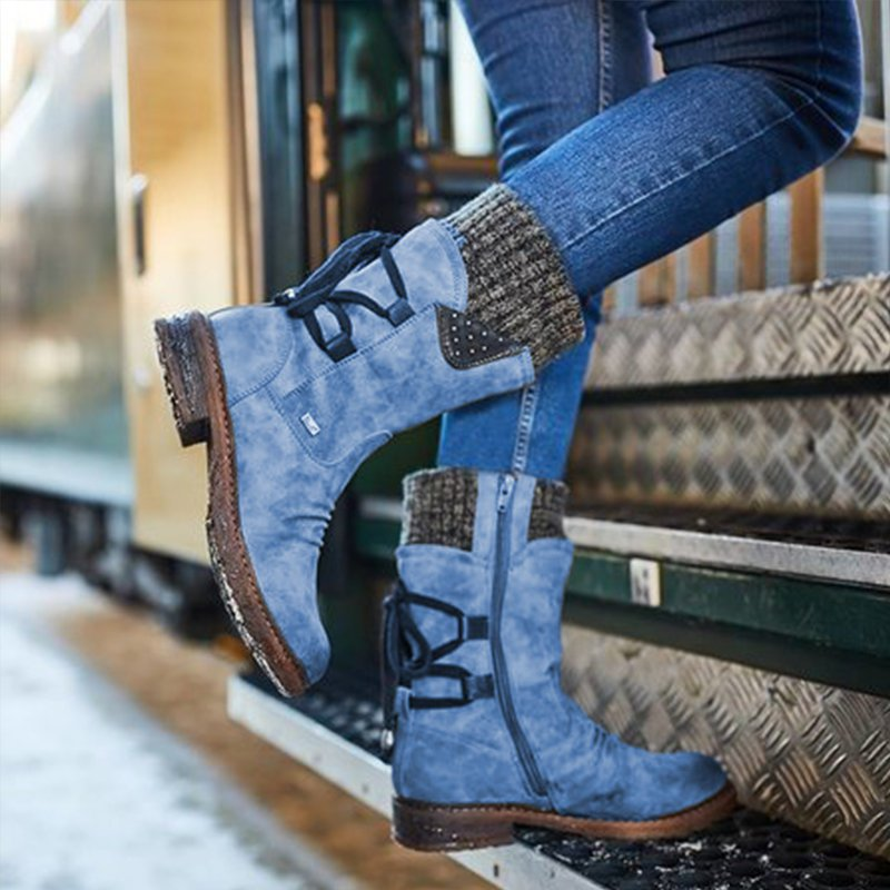 2020 Women Winter Waterproof Boots