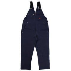 7637 Zip Front Unlined Bib Overall