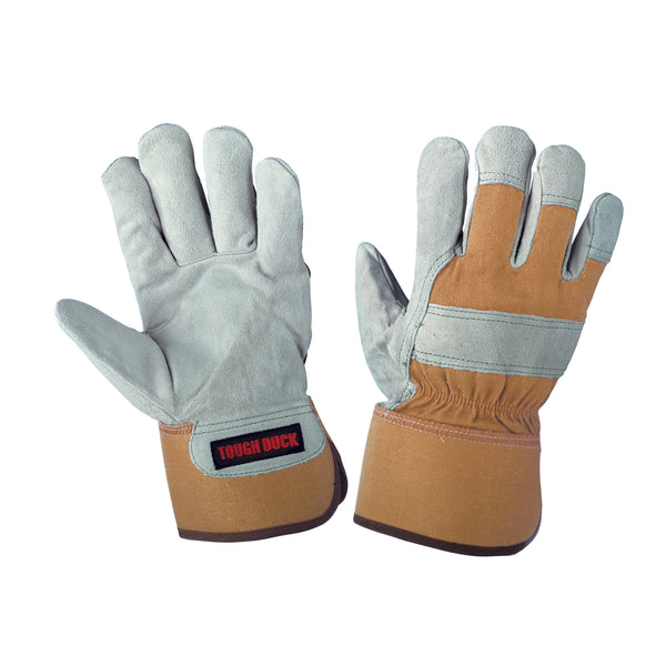 Gi5606 Cow Split Leather Fitters Glove – Palm Lined