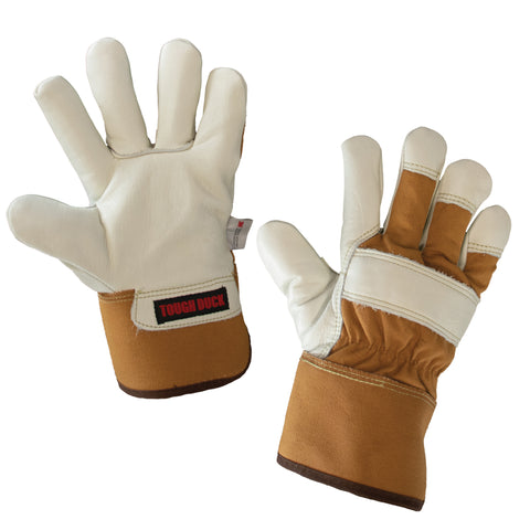 Gi8606 Premium Cowgrain Fitters Glove – Palm Lined