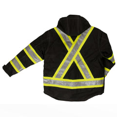 S187 4-in-1 Safety Jacket