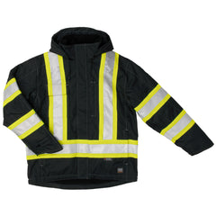 S245 Fleece Lined Safety Jacket