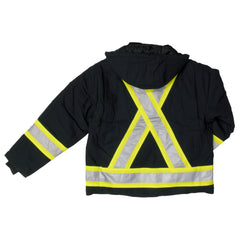 S457 Duck Safety Jacket