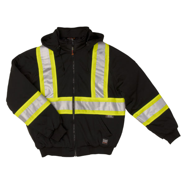 S474 Insulated Safety Hoodie