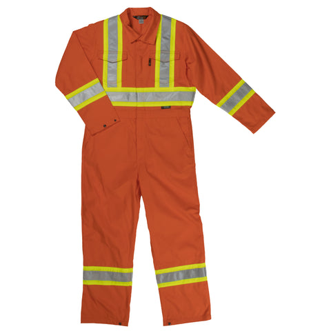 S792 Unlined Safety Coverall