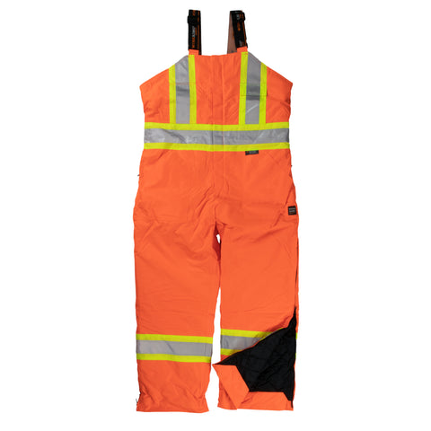 S798 Insulated Poly Oxford Safety Overall