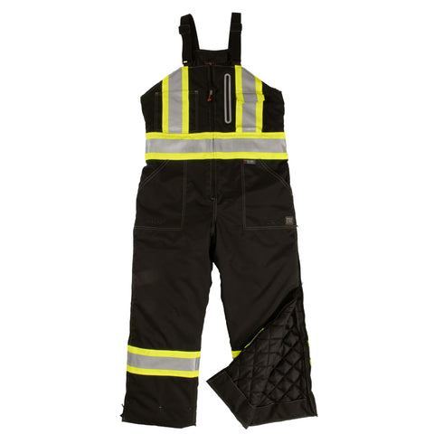 S876 Insulated Ripstop Safety Overall
