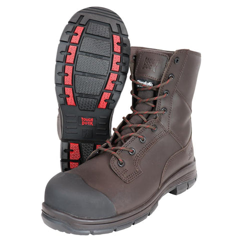 "SF01 McDermot 8"" Steel Toe Work Boot"