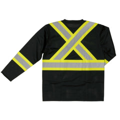 ST10 L/S Safety T-Shirt