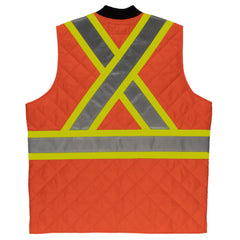 SV05 Quilted Safety Vest