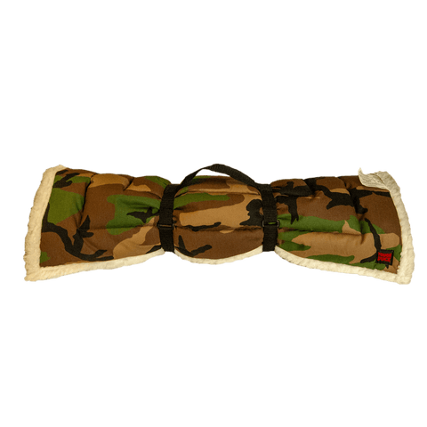 WA23 Portable Camo Dog Mat