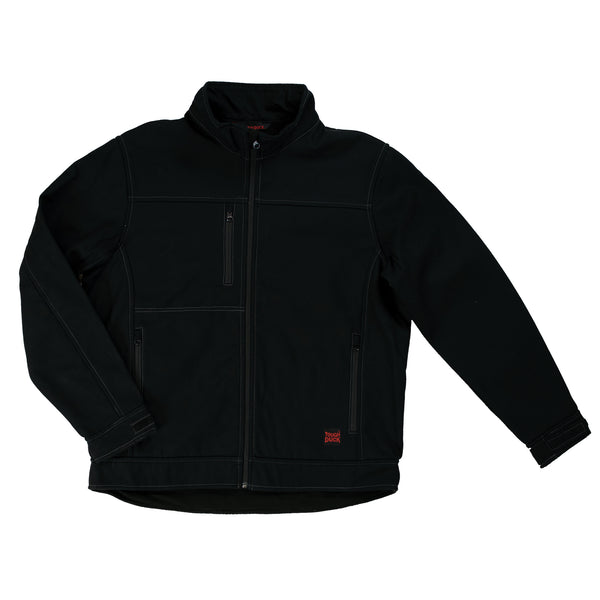 WJ09 Bonded Duck Soft Shell Jacket