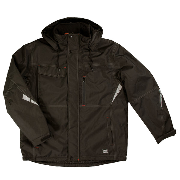 WJ13 Poly Oxford Jacket