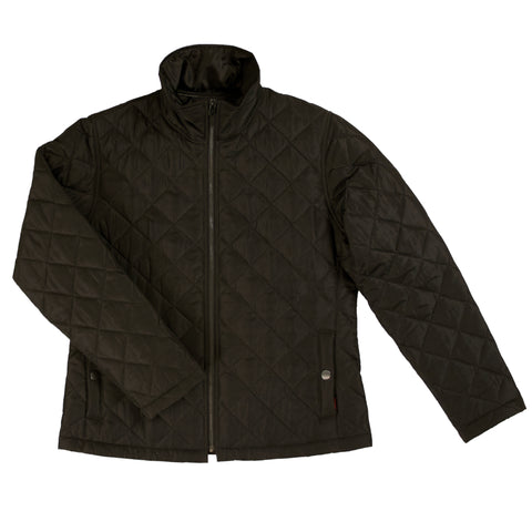 WJ19 Women's Quilted Freezer Jacket