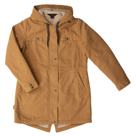 WJ20 Women's Sherpa Lined Jacket