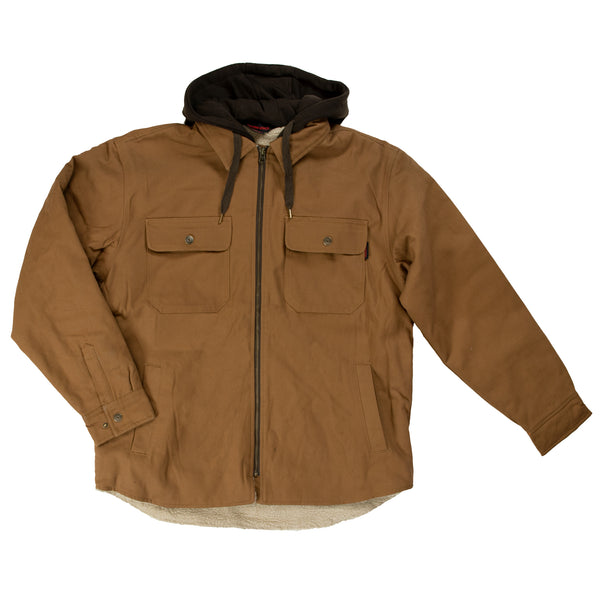 WS03 Sherpa Lined Duck Jac-Shirt