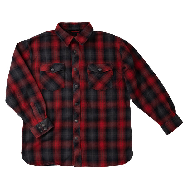 WS04 Flannel Overshirt