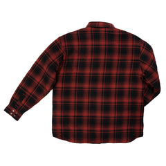 WS05 Quilt Lined Flannel Shirt