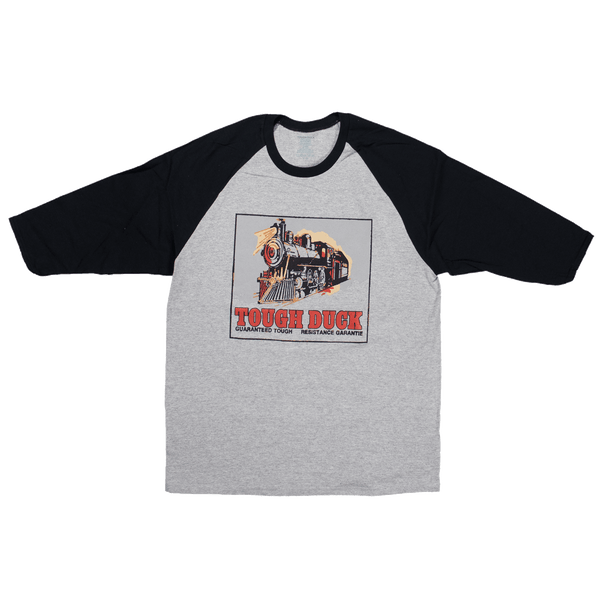 WT04 Locomotive Throwback Baseball T-Shirt