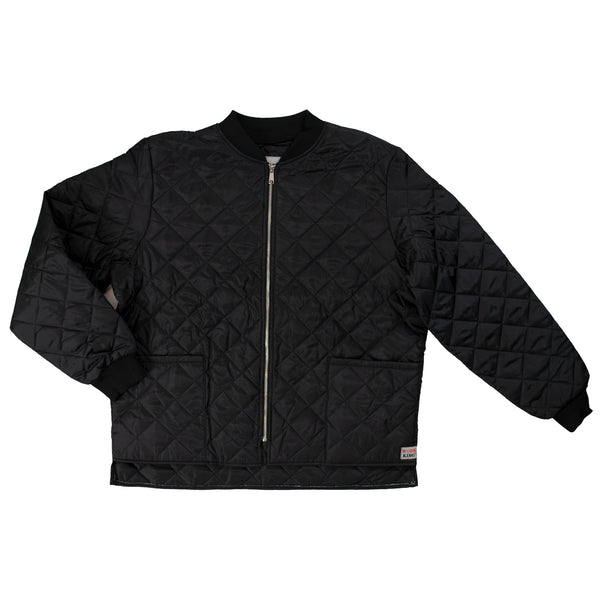 I7X9 Work King Quilted Freezer Jacket