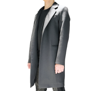 OPEN CHESTER COAT