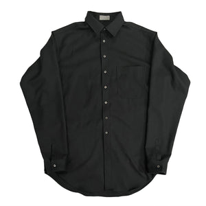 WOOL SERGE WORKER SHIRTS