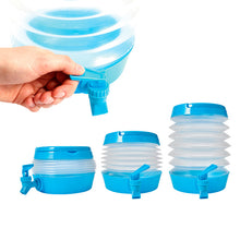 Load image into Gallery viewer, 3.5 Litre Collapsible Water Dispenser