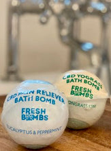 Load image into Gallery viewer, Super Relaxing Bath Bomb - two strengths for your comfort