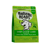 Barking Heads Chop Lickin' Lamb Dry Dog Food 2kg