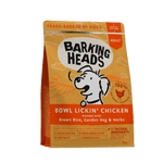Barking Heads Bowl Lickin' Chicken Dry Dog Food 2kg