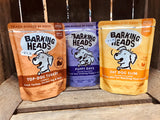 Barking Heads Wet Food Pouch Top Dog Turkey