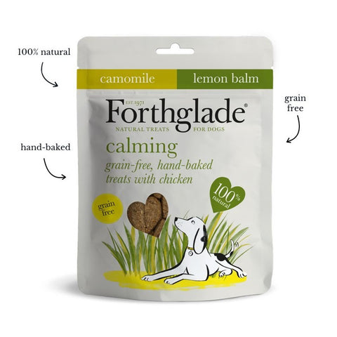 Forthglade Hand Baked Calming Dog Treats