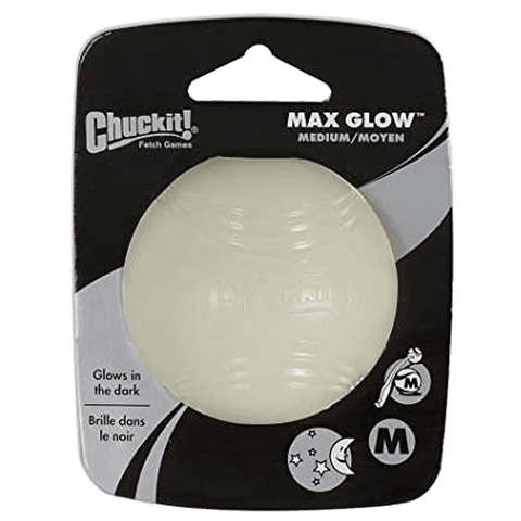 Chuckit Glow Ball Medium