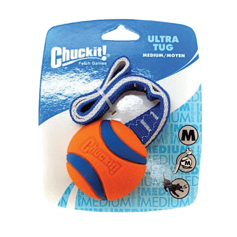 Chuckit Ultra Tug Ball Medium
