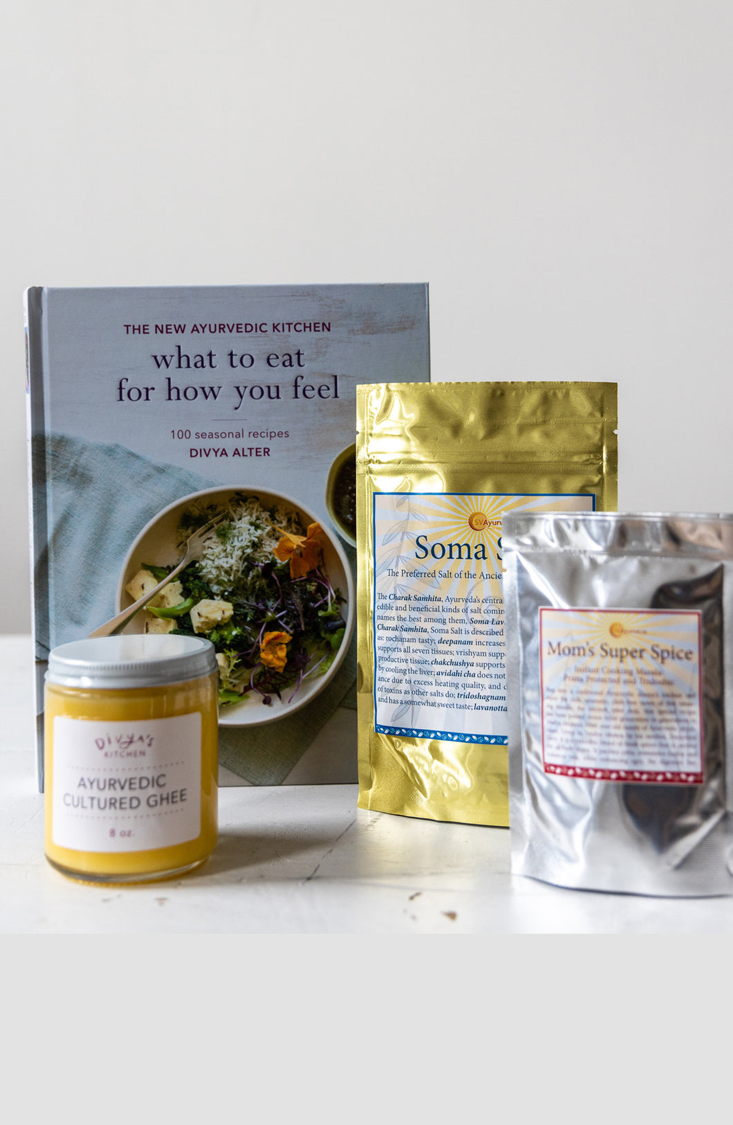 Ayurvedic Cooking Starter