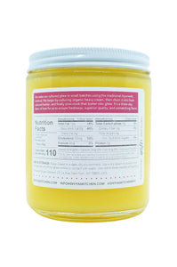 Ayurvedic Cultured Ghee