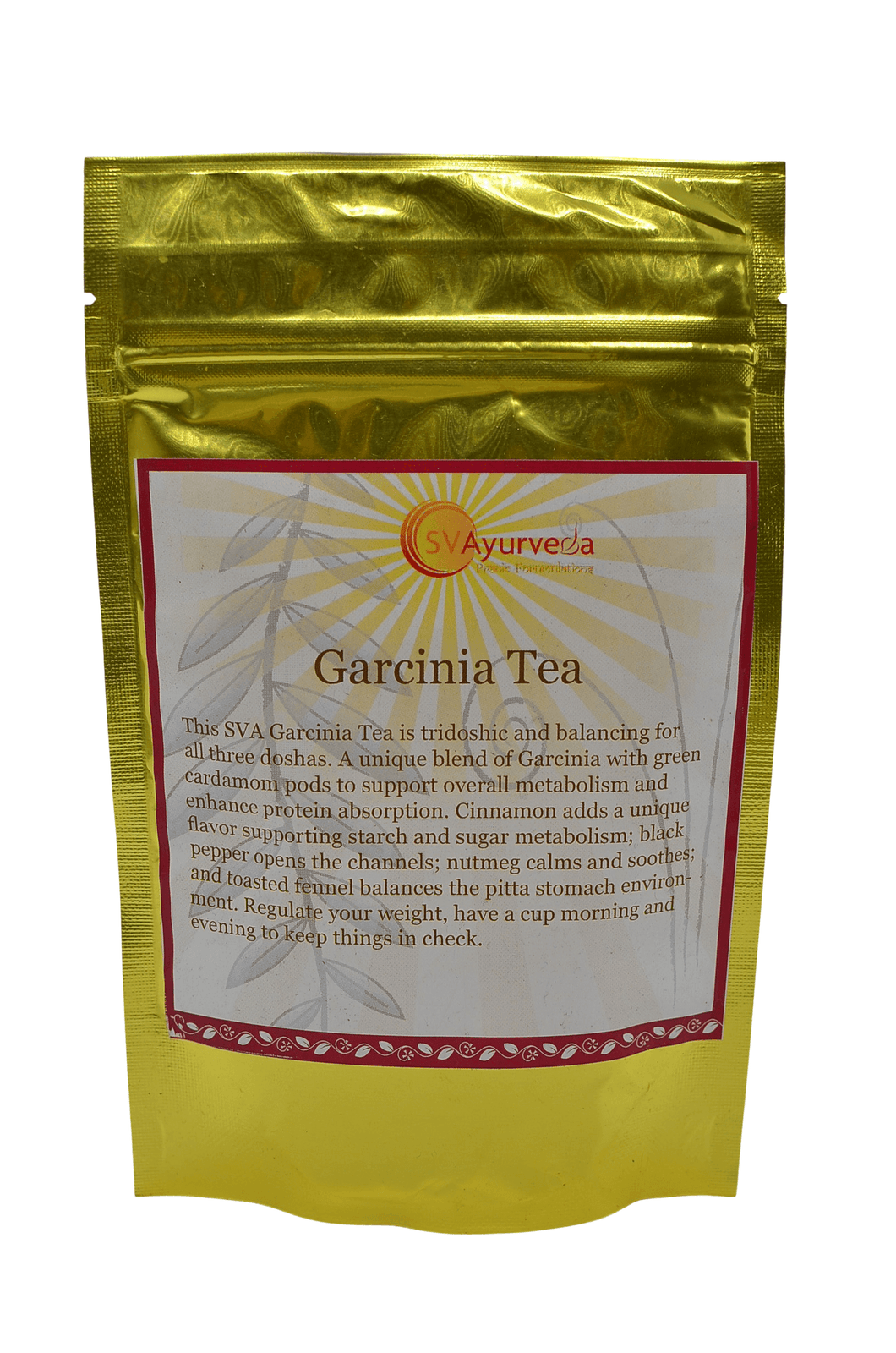 Garcinia Tea | for fat and protein metabolism