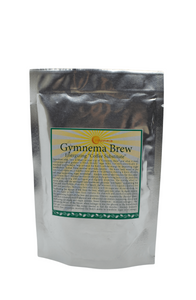 Gymnema Brew | a coffee substitute to lower blood sugar