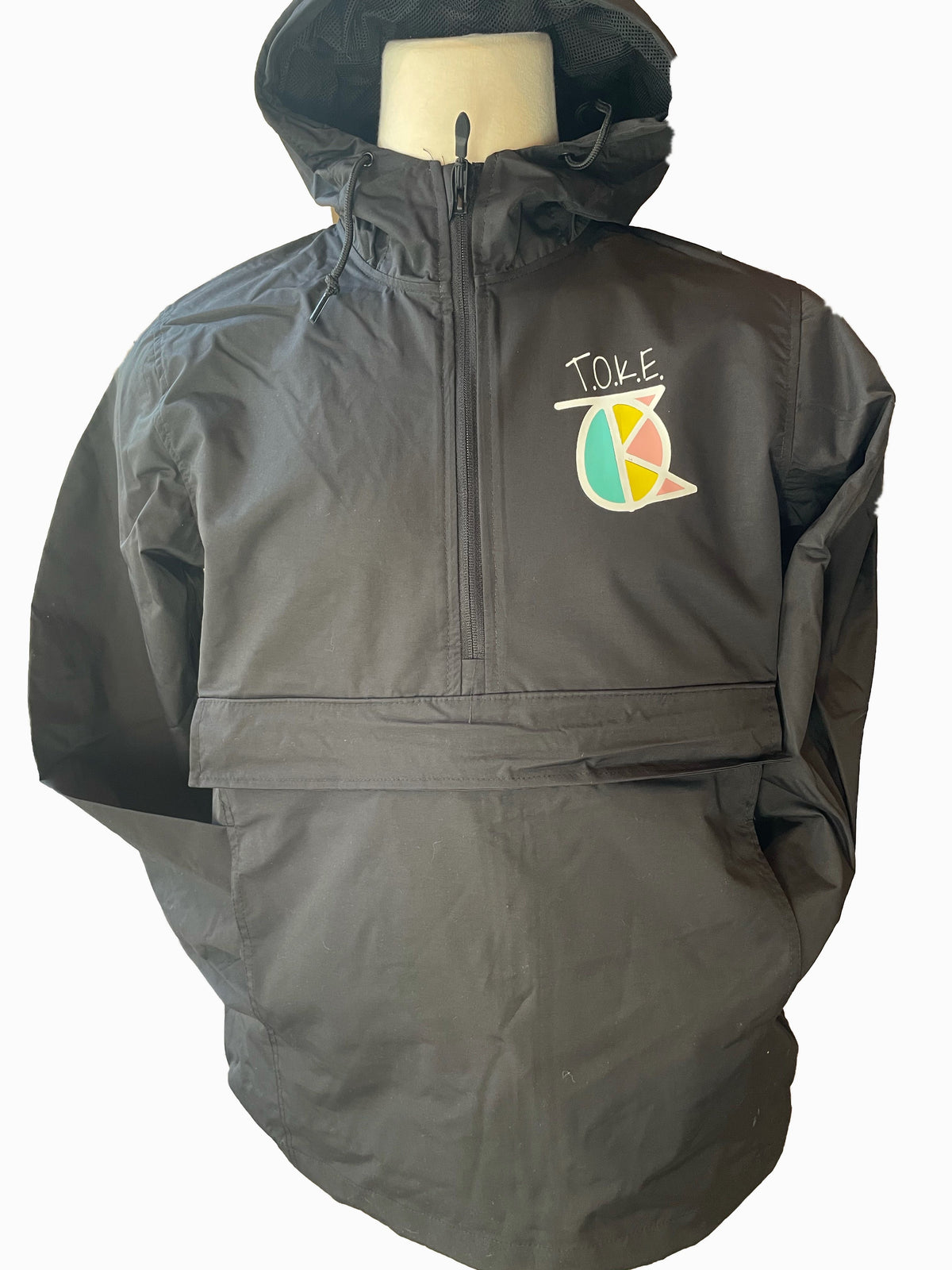 Easter Sunday Windbreaker Pullover