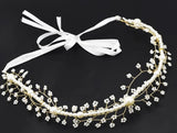 Shinny Crystal Bridal Head Piece