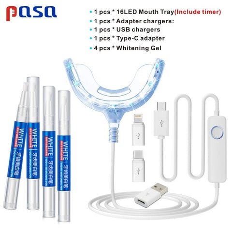 Hot! Smart Cold Blue Tooth Whitener