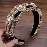 Gorgeous Baroque Rhinestone Hairbands