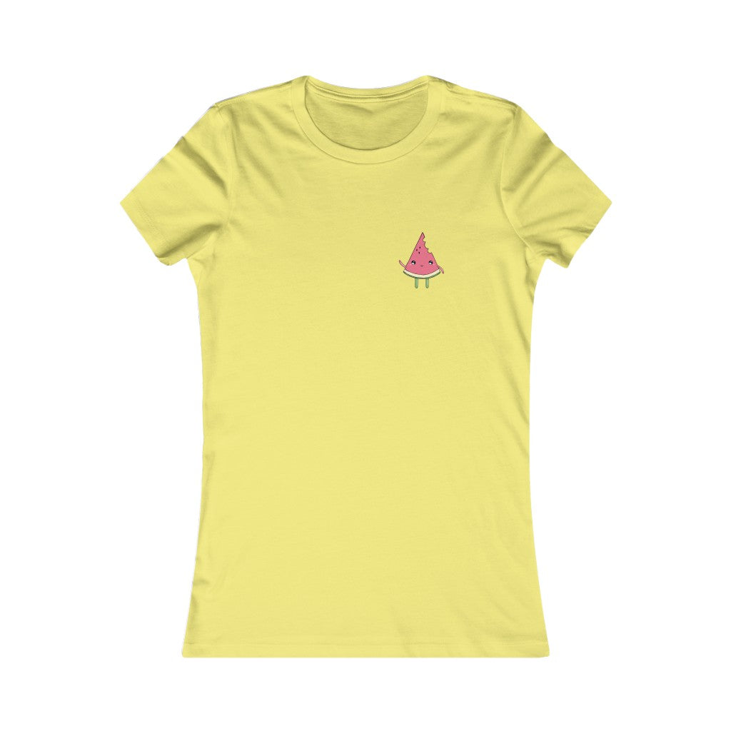 Ladies Watermelon Tee - Slick Neat