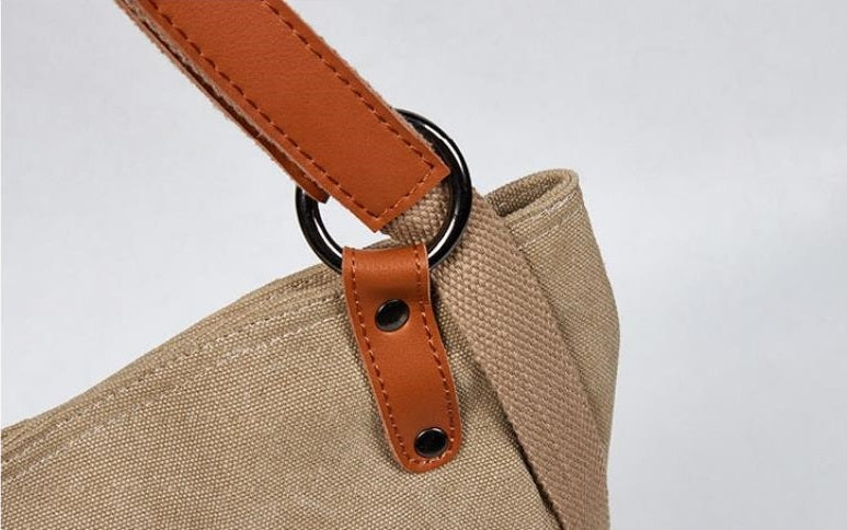 Canvas Tote Bag - Slick Neat