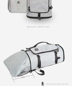 Large Bucket Travel Bag - Slick Neat