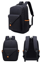 Load image into Gallery viewer, Nylon Backpack For Students - Slick Neat