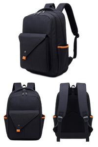 Nylon Backpack For Students - Slick Neat